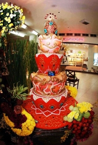 moroccan wedding cake copy