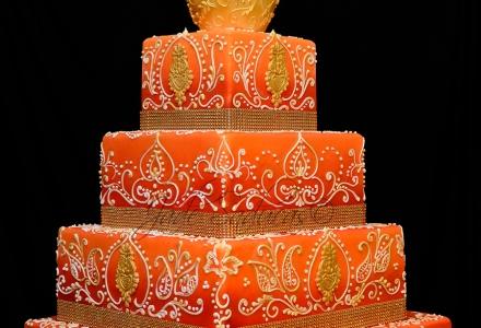 mehndi cake, jadesaducas