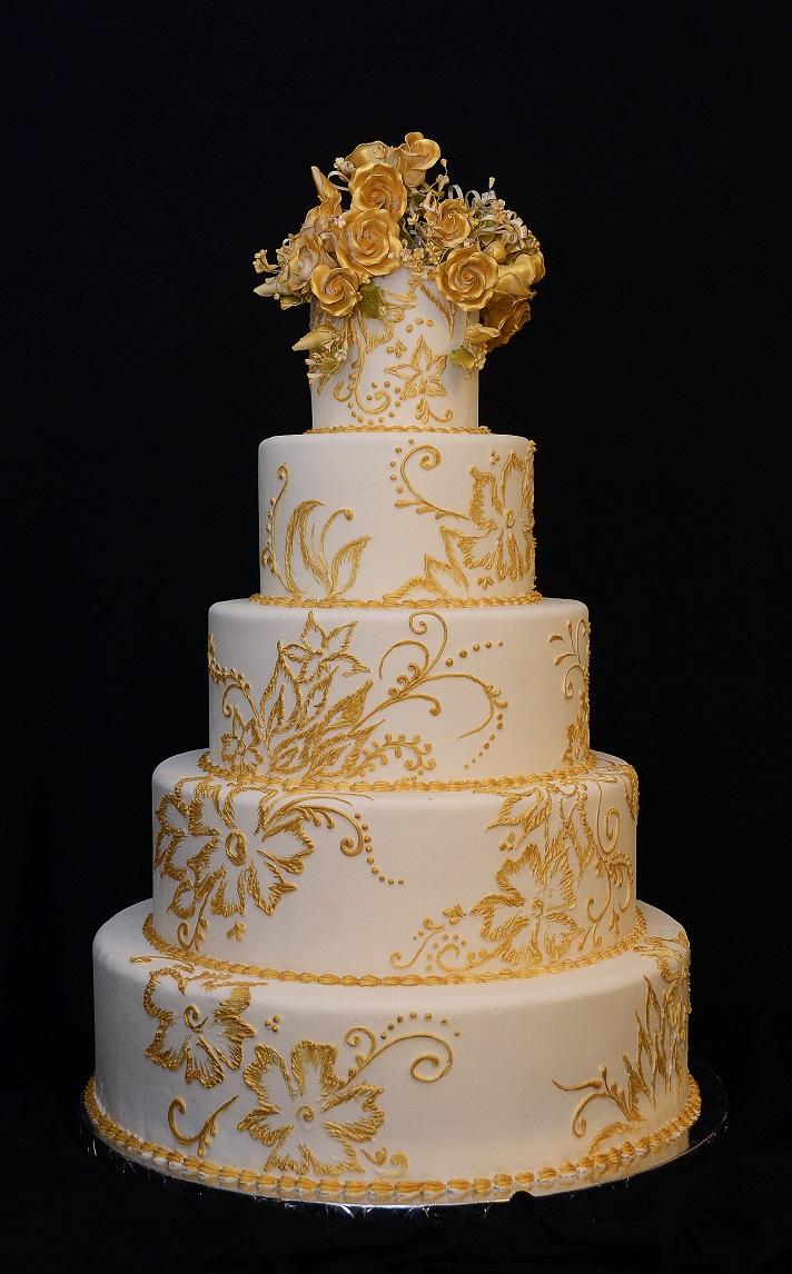 CLASSIC WEDDING CAKErsz