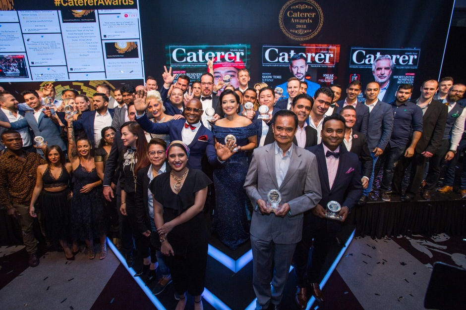 Caterer ME Awards 2018